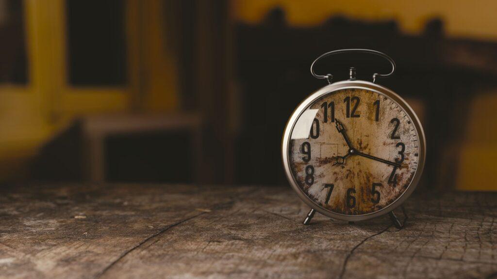Hur definieras beskaffenhetstidpunkt?